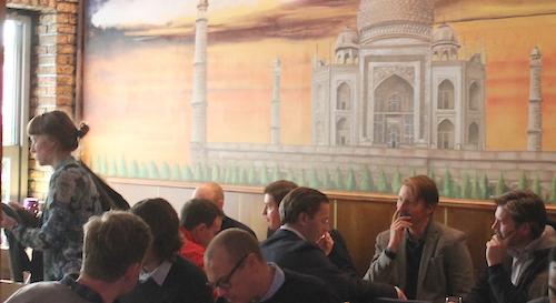 Indisk Restaurang Stockholm